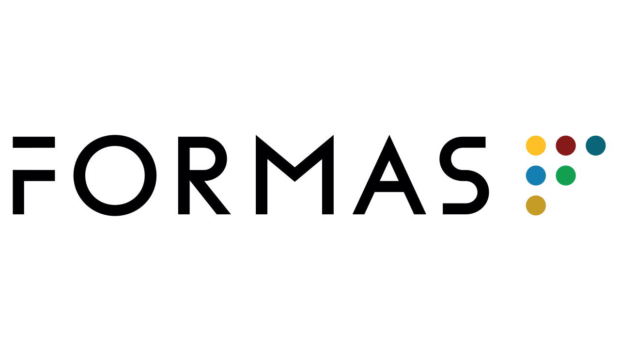 Link to website for the funding agency Formas