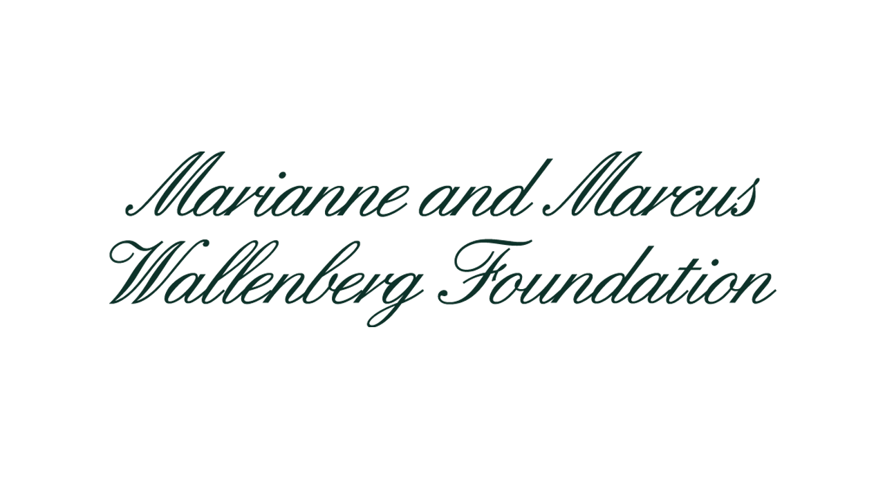 Link to website for the funding agency Marianne and Marcus Wallenberg Foundation
