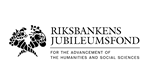 Link to website for the funding agency Riksbankens Jubileumsfond