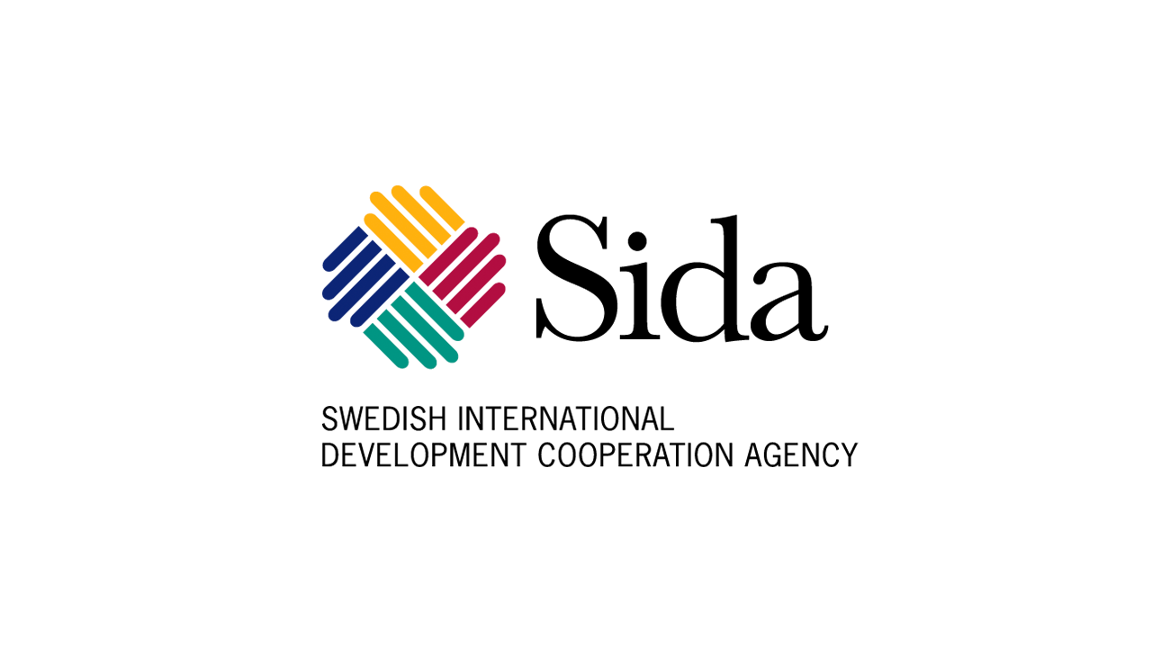 Link to website for the funding agency Sida