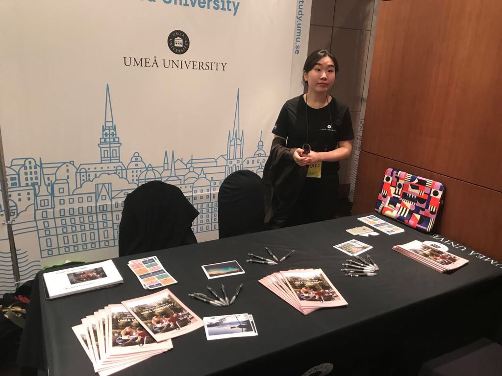 Education Fair with Culture Trade in South Korea
