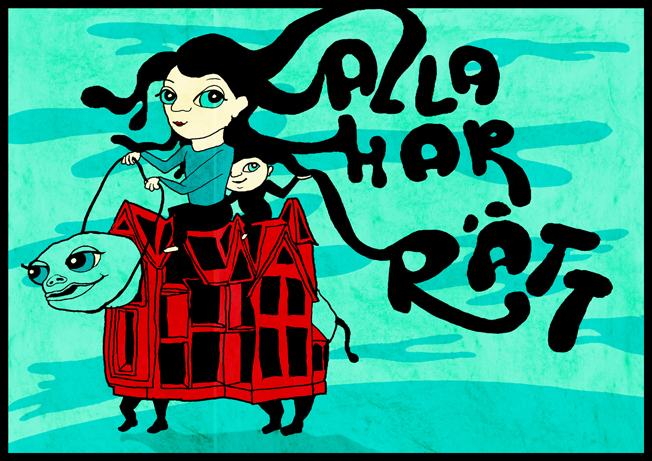 Illustration: Alla har rätt