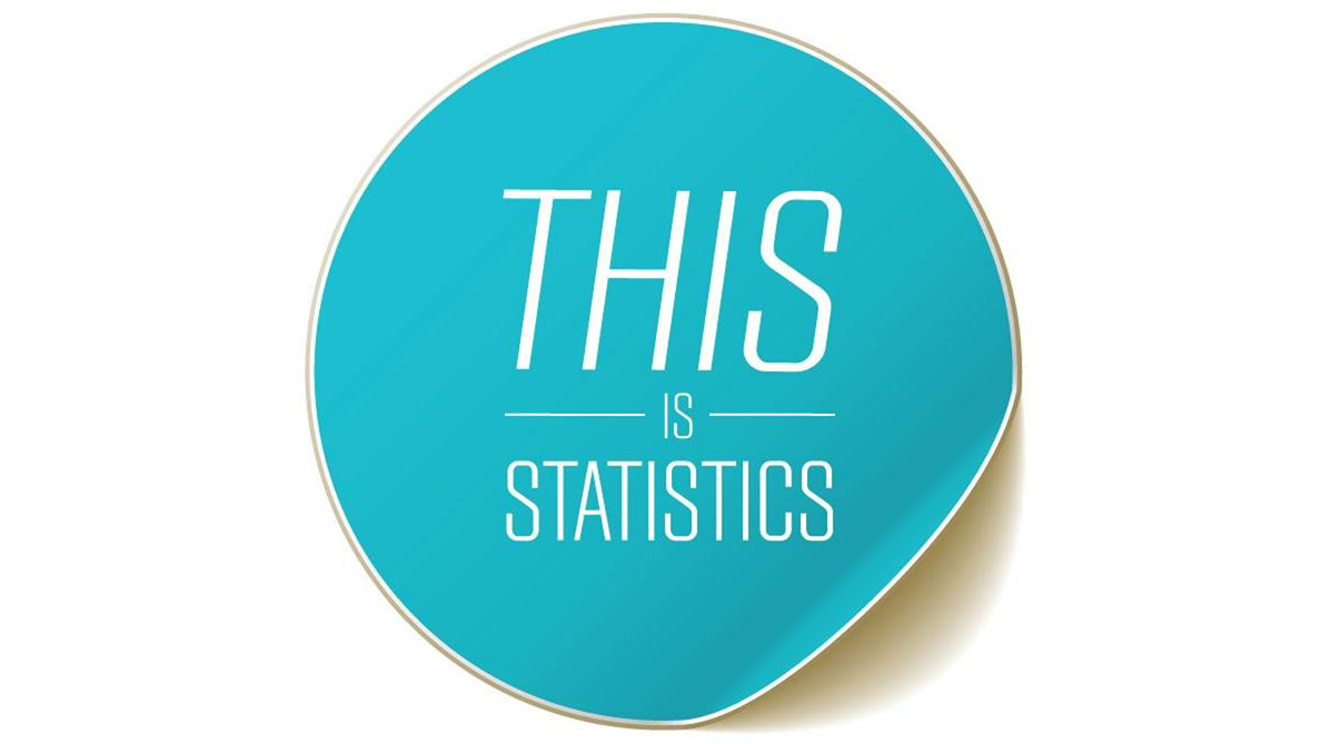 This is statistics