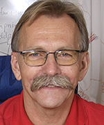 Staff photo Bo Kågström