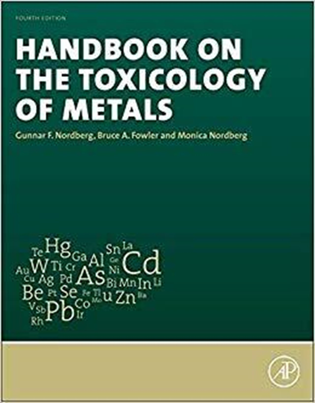 Handbook on the toxicology of metals