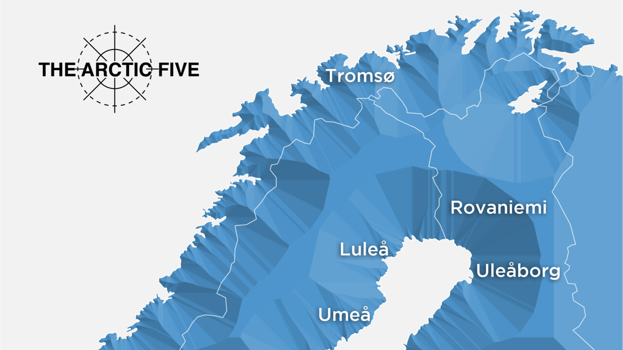 27th August: Arctic Five live in Tromsø