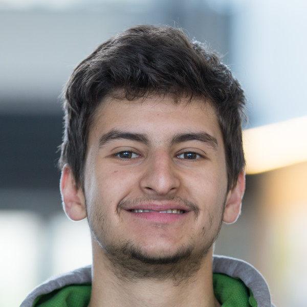 Mehdi Boucherit, exchange student from France