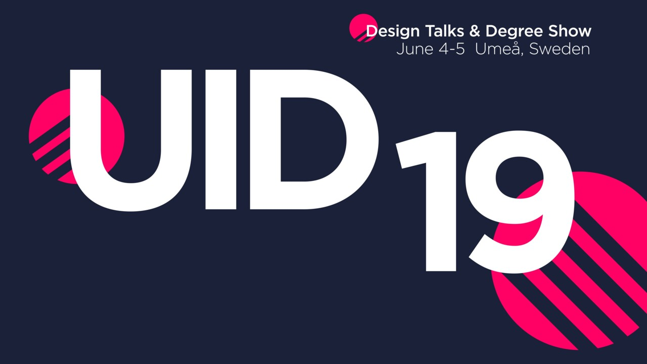 Logotype UID 19 Design Talks and Degree Show