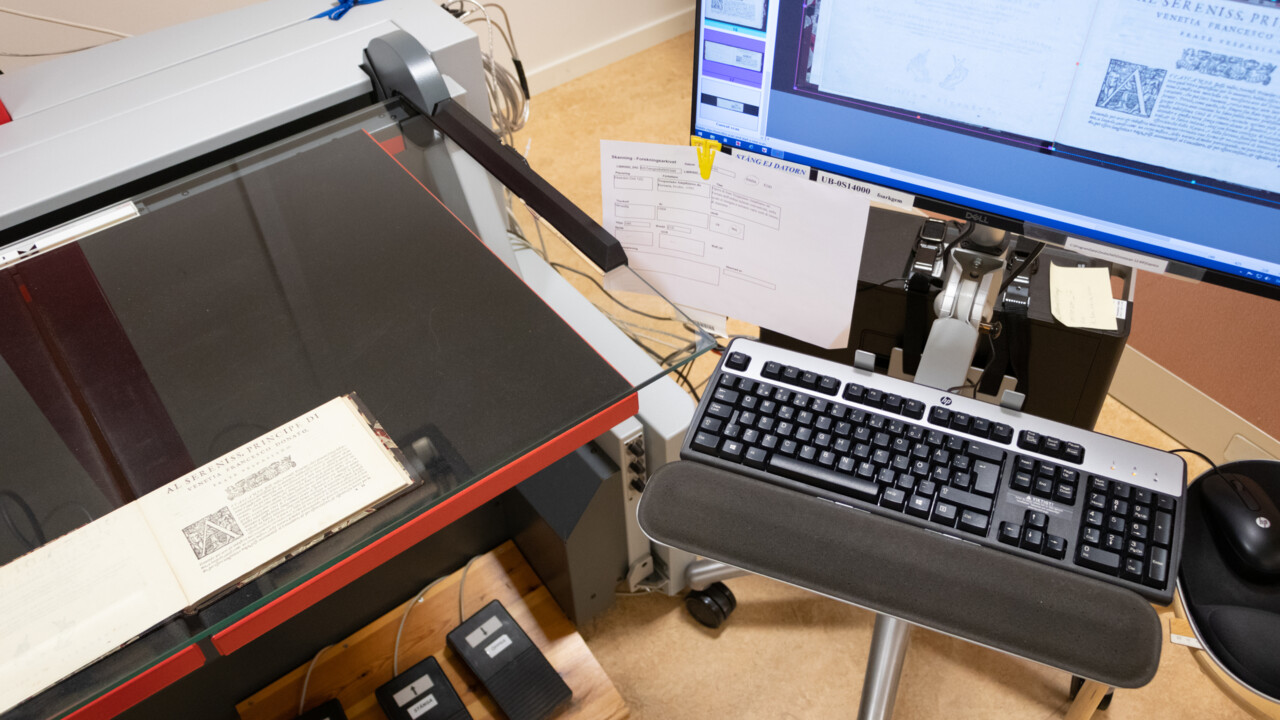 Digitisation of your publication