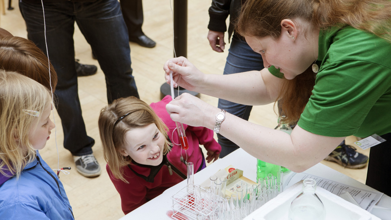 Science outreach events