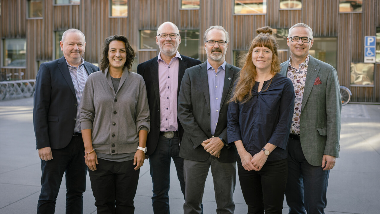 New leadership at Umeå School of Architecture
