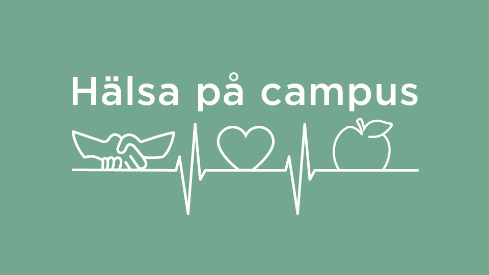 Health on campus logotype