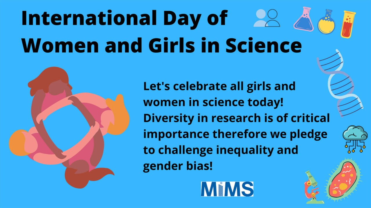 International Day Women and Girls in Science