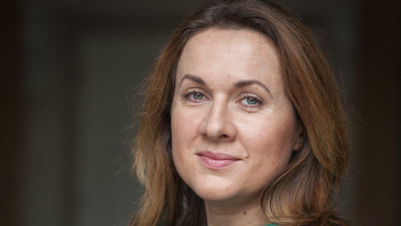 Elżbieta Korolczuk, forskare i sociologi vid Södertörns högskola och Warsaw University.