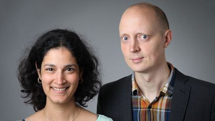 Umeå mathematics duo with article that tops philosophy research