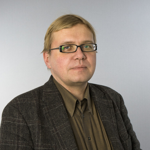 Bild på Jyri-Pekka Mikkola, professor vid Kemiska institutionen, Umeå universitet.