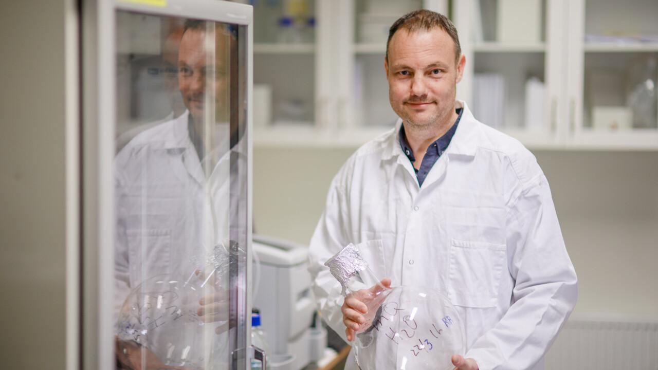 Niklas Arnberg Lab