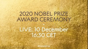 Film: Nobelprisceremonin 2020