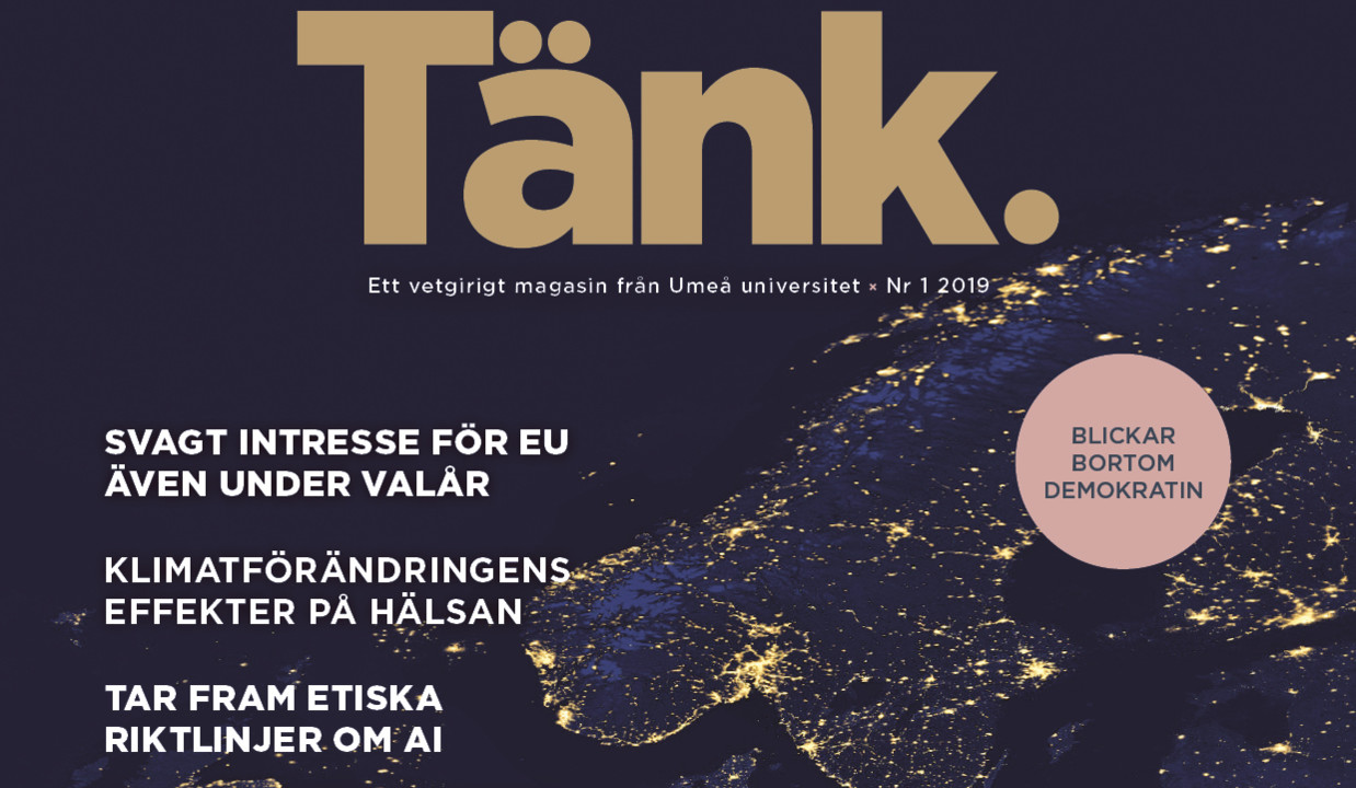 Tänk magasinet 2019