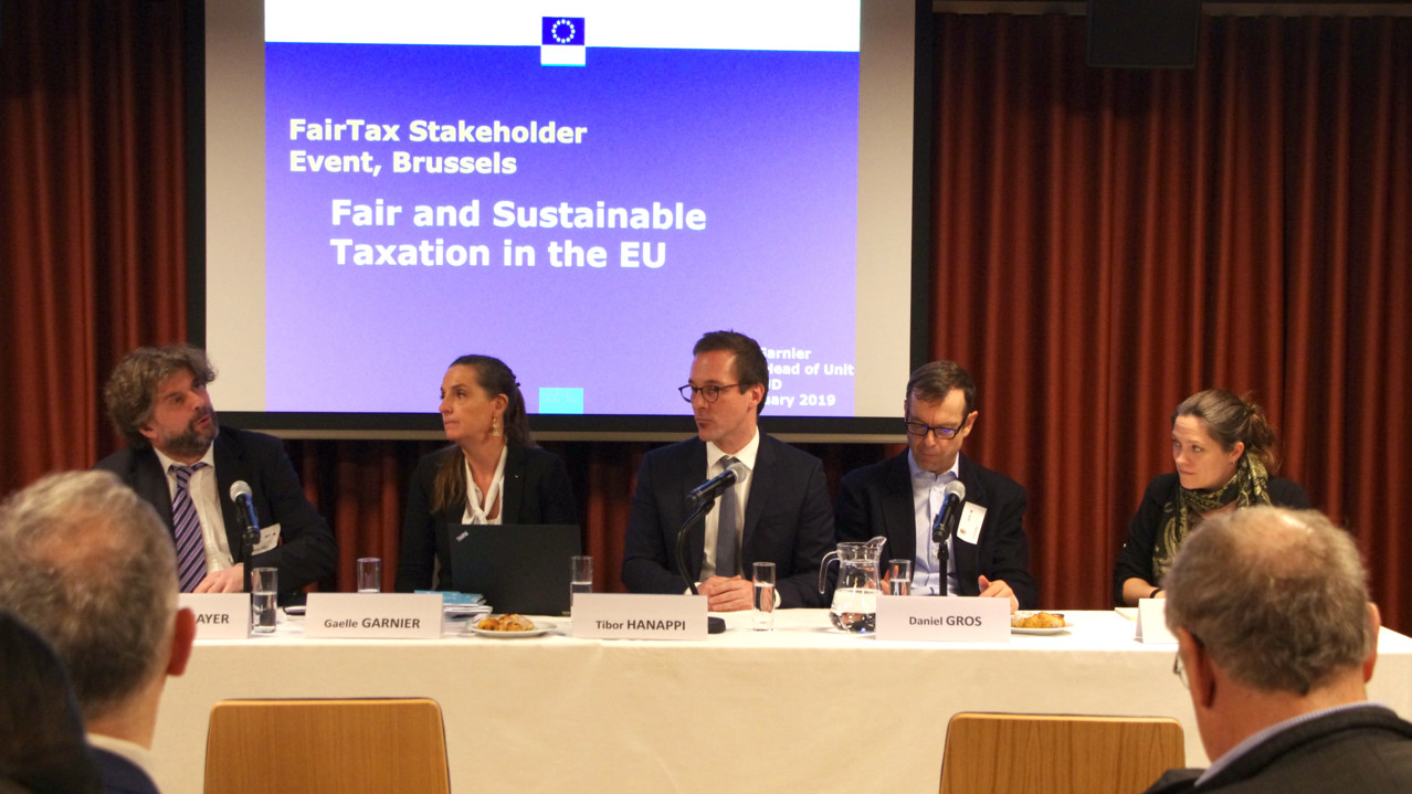 Fair and sustainable taxation in the EU