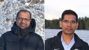 Two UPSC postdocs are awarded with an Indian fellowship