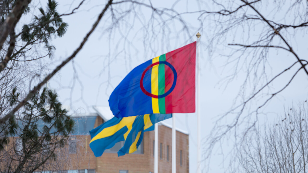 Arcum participated in the celebration of the Sámi national day