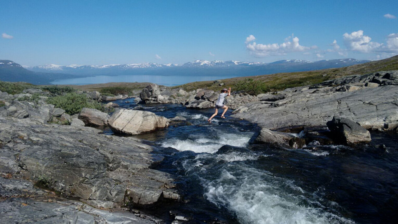 Biological processes influence how Arctic rivers emit carbon dioxide