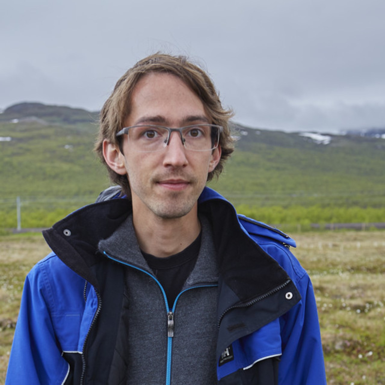 Sylvain Monteux, doctoral student at the Department of Ecology and Environmental Science and Climate Impacts Research Centre.