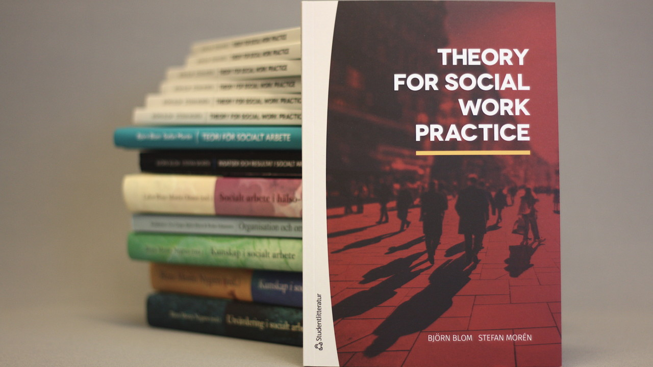 English edition of book on Theory of Social Work Practice