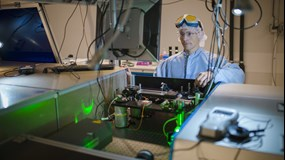 Small-scale X-rays challenge the large electron accelerators
